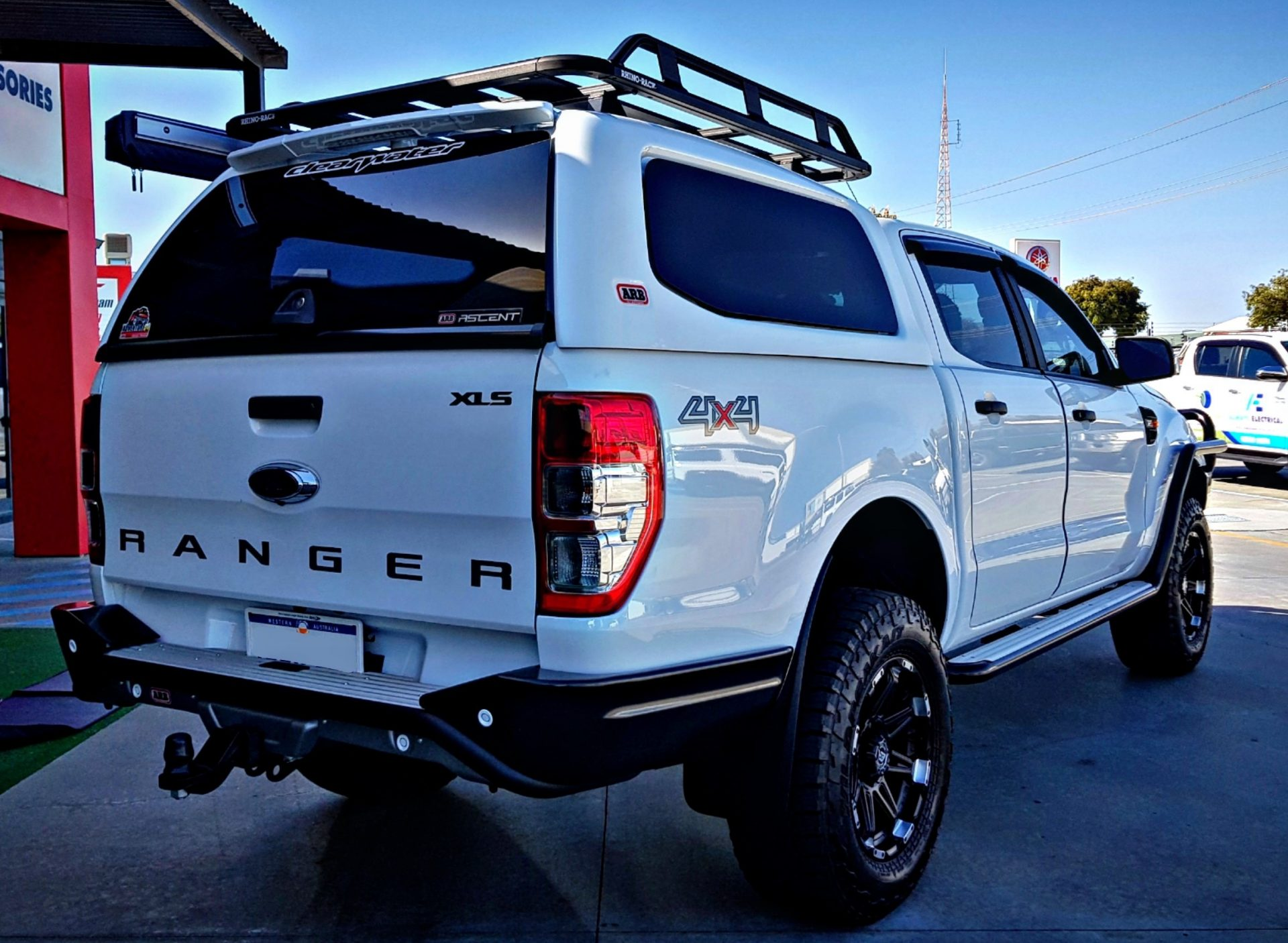 Kanes Ford Pxii Ranger Adventure 4x4